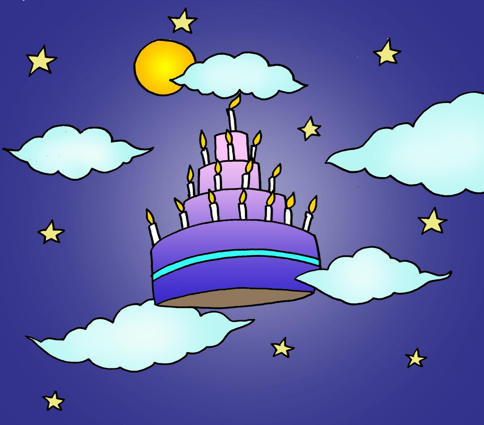 illustration La fête magique