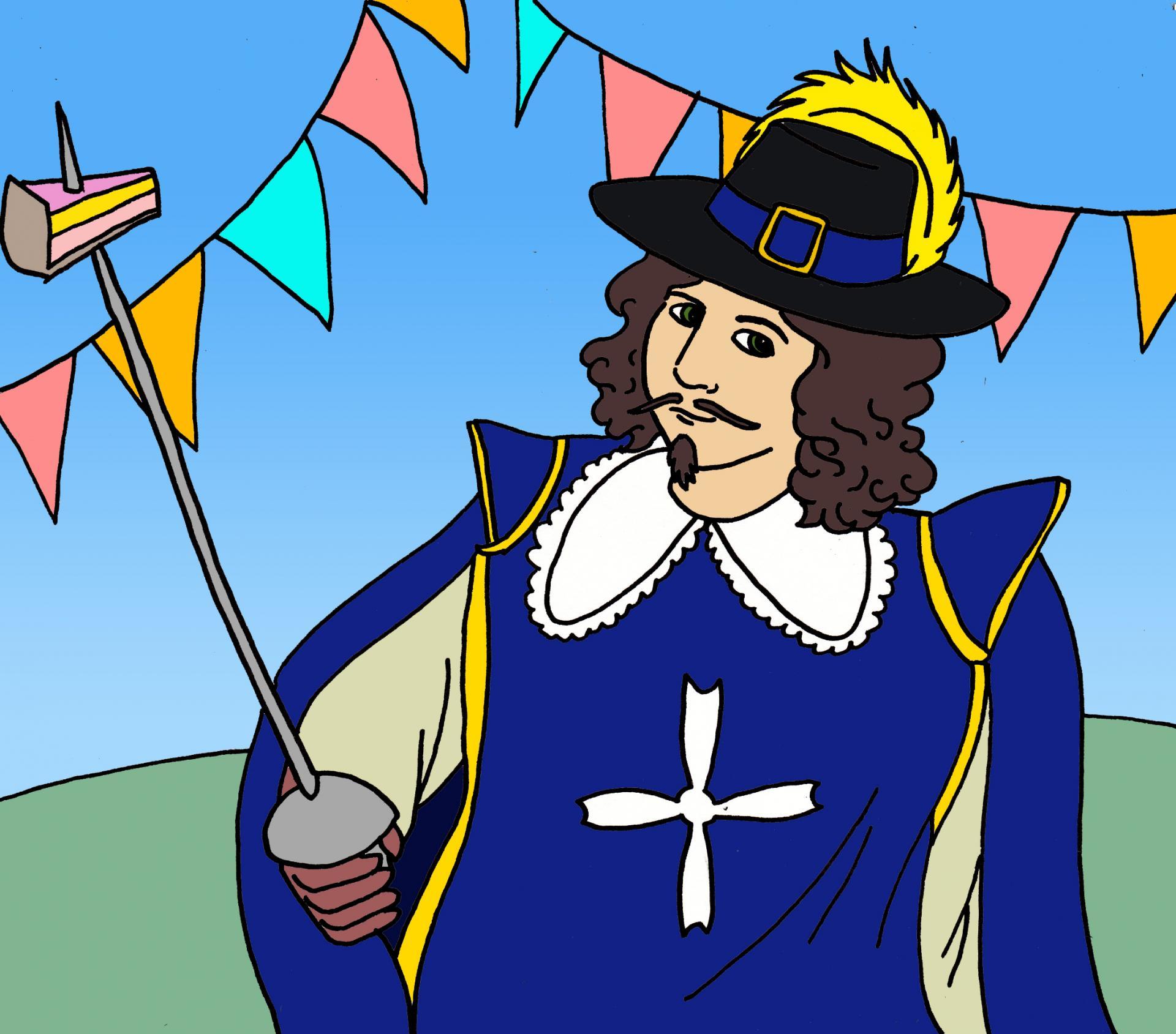 illustration La fête des Chevaliers