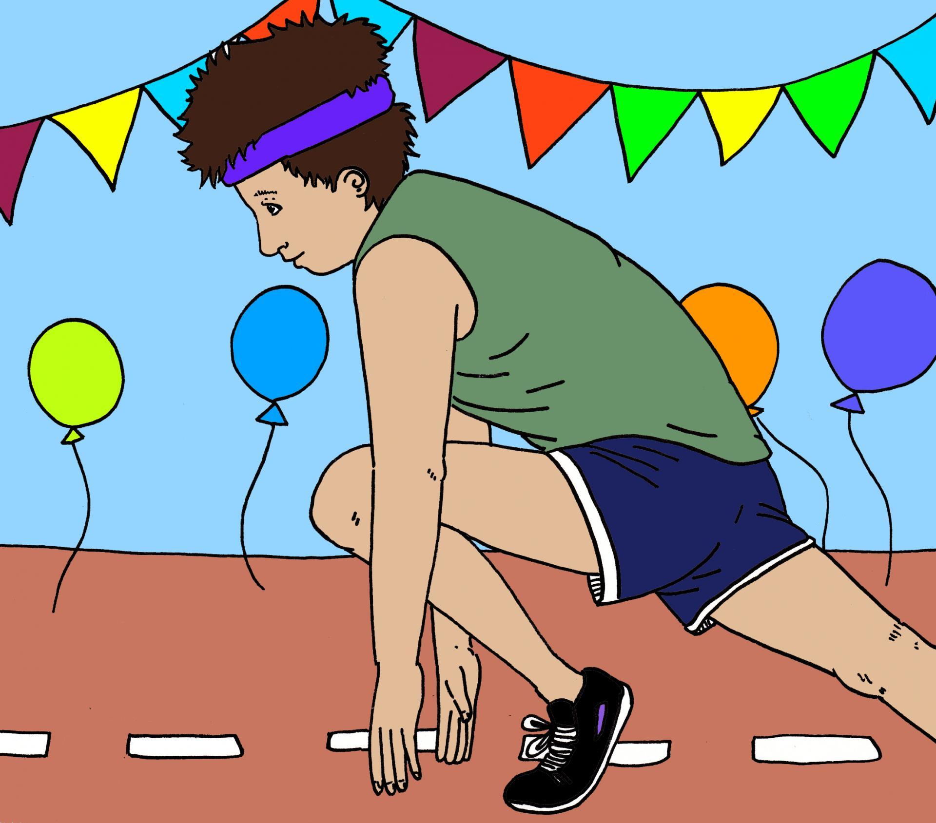 illustration Jeux Olympiques